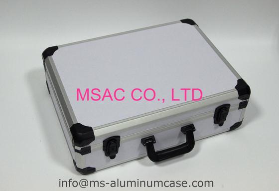 Neuer Entwurf 2015 für Aluminium-Quadmotor weißes tragendes Caese mit Größe 460x335x120mm